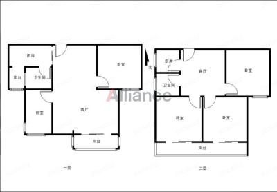 977#春暉一期5室3廳2衛89.6平米