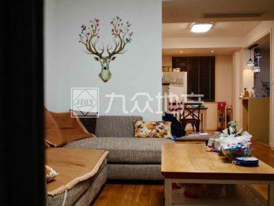 出售偉星藍山3室2廳1衛110平米,滿五唯一,房東誠心賣!