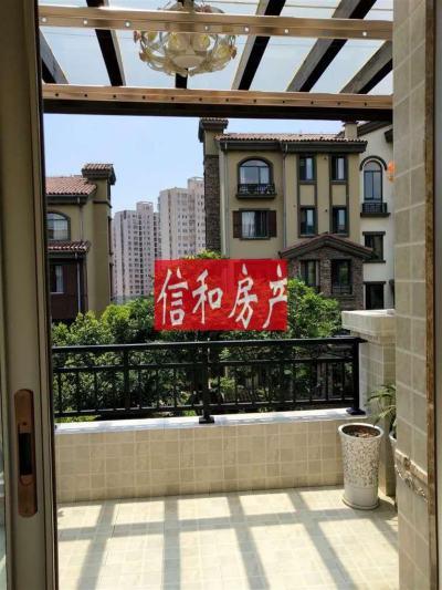 偉星藍山4樓花園洋房 豪華裝修 三室兩廳2衛 滿二年 入戶花